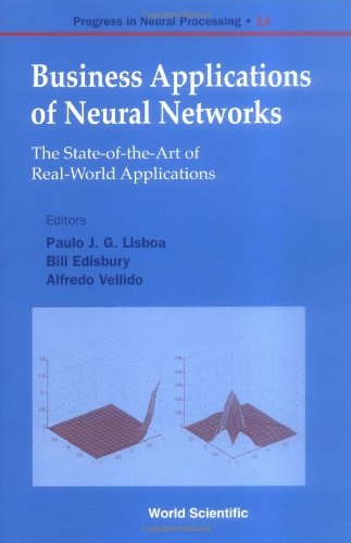 Business Applications Of Neural Networks: The State-of-the-art Of Real-world Applications (Progress in Neural Processing, Band 13) - Computer Credit Card Processing