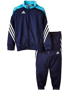 adidas Sere14 Pes Su Y Sudadera, Niños, Azul Marino/Azul/Blanco, 152