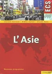 L'Asie : Classes préparatoire ECS, Nouveau Programme