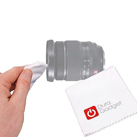 Chiffon nettoyant doux pour objectif zoom Nikon AF-S DX NIKKOR 200, 300, 400, 500 et 600mm - Garantie 2 ans par DURAGADGET