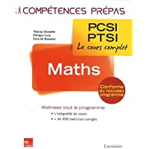Maths 1re année PCSI-PTSI