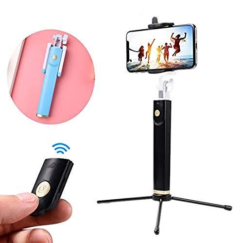 Selfie Monopié K08 - Disparador inalámbrico Bluetooth