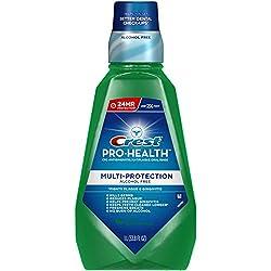 Crest Pro Health Rinse Wintergreen, 1 L