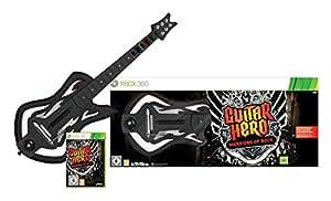 Guitar Hero: Warriors of Rock inkl. Gitarren-Controller