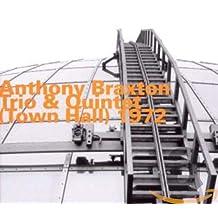 Anthony Braxton - Town Hall 1972