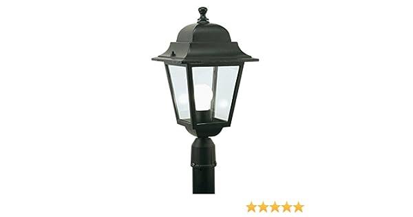 Plafoniere Esterno Su Palo : Lanterne lanterna lampioncino applique selene su base cm xh