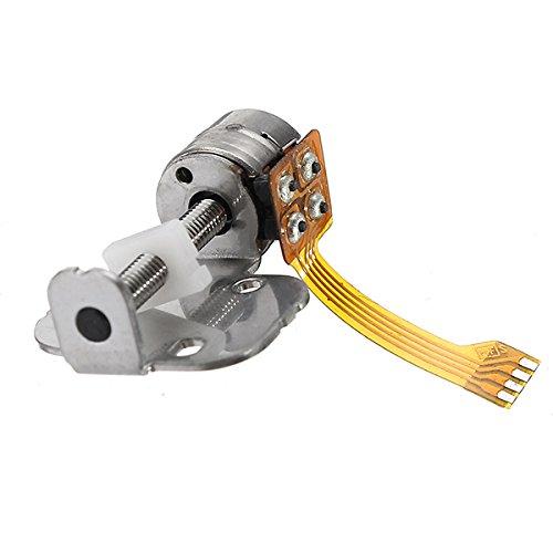 EsportsMJJ Dc 5V 2 Phase 4 Draht Stepper Motor Dc Motor
