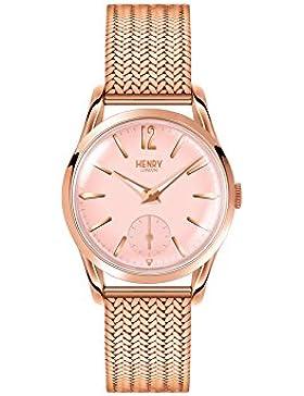 Henry London Damen-Armbanduhr HL30-UM-0164