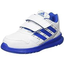 adidas Altarun CF I, Zapatillas Unisex bebé, Blanco (Footwear White/Blue/