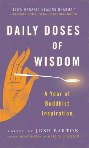 Daily Doses of Wisdom: A Year of Buddhist Inspiration (English Edition)