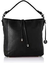 Diana Korr Women's Shoulder Bag (Black) (DK50HBLK)