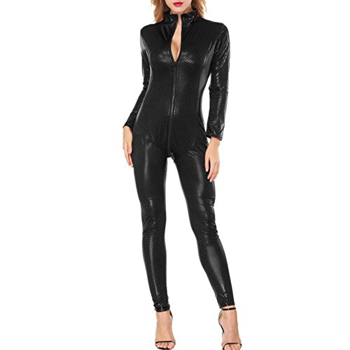 Black Overall Sexy