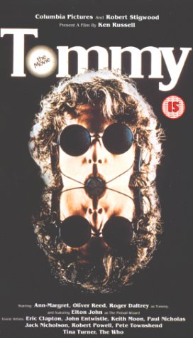 Tommy - The Movie / The Who [VHS]