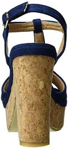 Refresh Damen 63518 Pumps Blau (Navy)