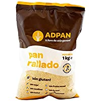 Adpan, Pan rallado - 5 de 1 kg. (Total 5 kg.)