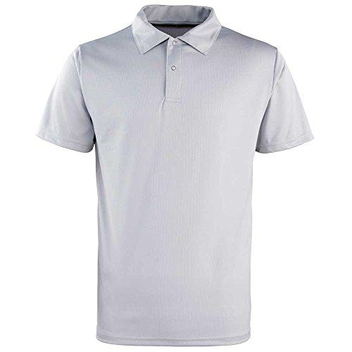 PremierHerren T-Shirt Silver Grey