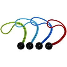 Masterlock Set de 4 tendeurs à boule
