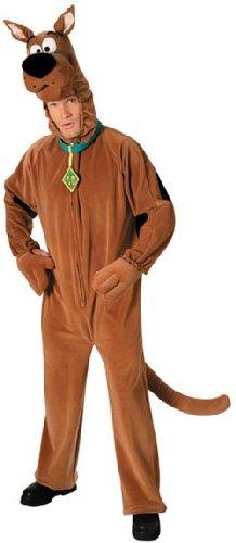 Scooby DOO - Kostüm für Erwachsene
