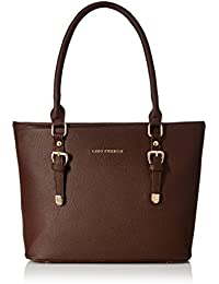 Lino Perros  Women Handbag (Brown)(LWHB01999BROWN)