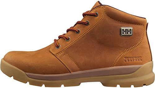 Helly Hansen Zinober, Stivali da Escursionismo Uomo HONEY WHEAT / TOASTED COC