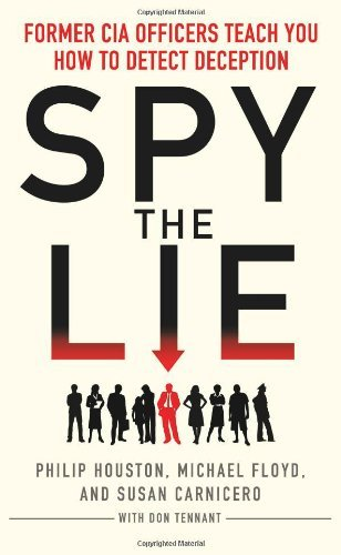 Spy the Lie by Philip, Floyd, Mike, Carnicero, Susan Houston (2012-07-19)