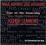 Year Of The Boomerang by Rage Against The Machine (Cd Single Promo 1 Track) -