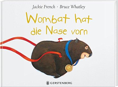Wombat hat die Nase vorn
