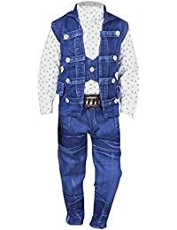 4d140a9658 Denim Boys' Clothing: Buy Denim Boys' Clothing online at best prices ...