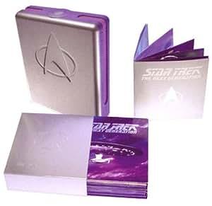 Star Trek : The Next Generation : L'Intégrale Saison 5 (26 épisodes) - Coffret 7 DVD
