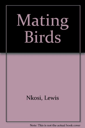 Book cover for Mating Birds