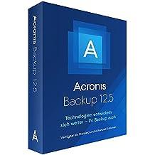 Acronis Backup 12.5AdvancedWorkstation