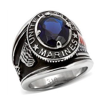 isady-us-marines-ryan-mens-ring-stainless-steel-cubic-zirconia-blue-size-z-1-2