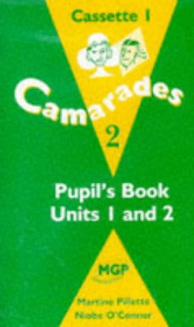 Camarades 2 - Cassettes (X5): Worksheets and Assessments Stage 2