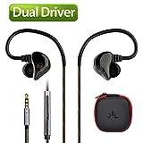 Avantree DUAL DRIVER High Definition In Ear Monitor Ohrhörer