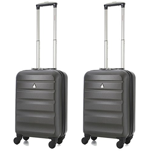 aerolite-abs-hard-shell-4-wheel-spinner-iata-cabin-suitcase-hand-luggage-55-cm-33-litre-charcoal-set