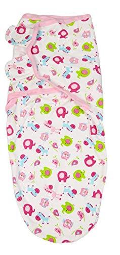 Summer Infant SwaddleMe - Pucksack Dschungel , Mehrfarbig, Small/Medium Summer Infant Süß