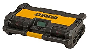 DeWalt DWST175663 Tough System Bluetooth Radio - Yellow