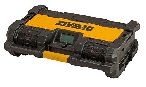 DeWalt-DWST175663-Tough-System-Bluetooth-Radio-Yellow