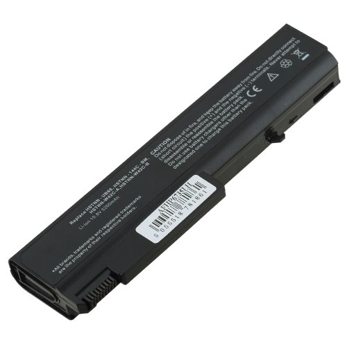 Akku 5200 mAh 10,8 V für Notebook HP-Compaq Business Notebook 6500b, 6530b, 6535b, 6700b, 6730b, 6735b -