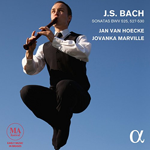 Sonata No. 6 in G Major, BWV 530: III. Allegro (Transcription for Recorder and Harpischord in C Major)