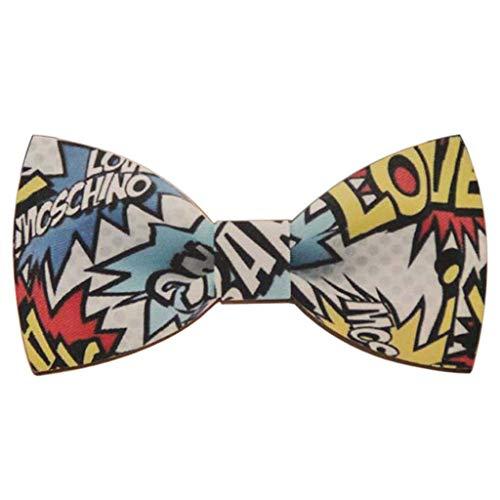 SimpleLife Mens Boys Navidad Ajustable Bowtie Corbata Divertido Dólar Dinero Letras Imprimir Corbata Fiesta 4# Letras