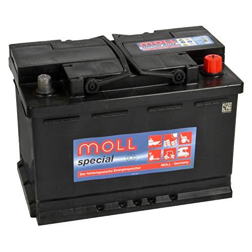 MOLL special AGM 87070 12V 70Ah