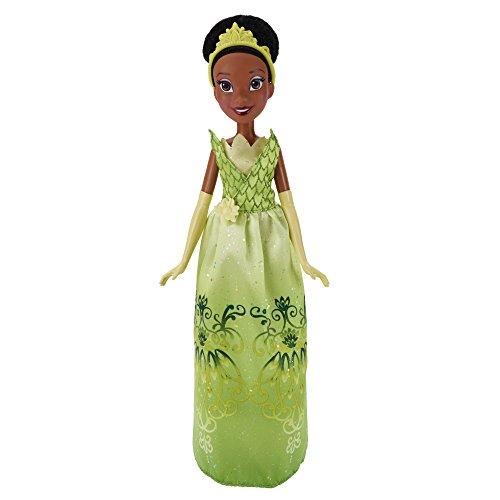 Hasbro B5823 - Disney Prinzessin - Schimmerglanz Tiana [UK Import]