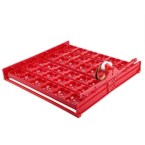 runaty Incubatrice di Uova, Incubator Automatico Rosso Che Gira Accessori del Vassoio del Vassoio per l'uovo dell'uccello di incubazione dell'azienda agricola della Famiglia (# 2)
