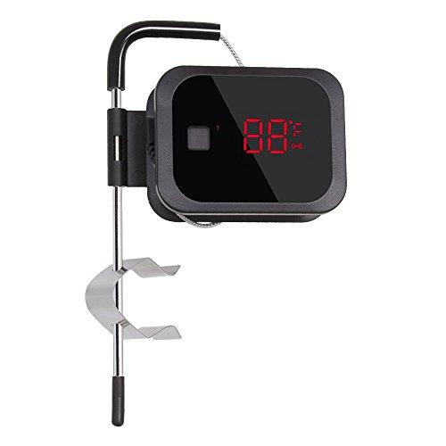 Inkbird Bluetooth Digital Termometro Inalambrico con Sonda, Barbacoa Portatil/Horno/Parrilla/Carne Alimentación...