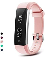 Letsfit Fitness Tracker, IP67 Waterproof Activity Tracker Watch, Pedometer Watch, Sleep Monitor, Step Counter, Slim Smart Watch Sport Watch for Kids Women and Men