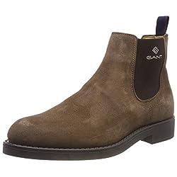 gant men's oscar chelsea boots - 415YT4GWm5L - Gant Men's Oscar Chelsea Boots