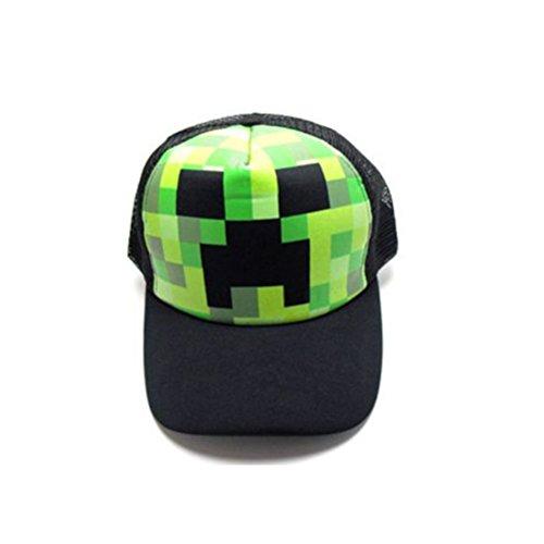 PIXNOR Einstellbare Visor Cap Baseballmütze Hut (Angeln Trucker Hut)