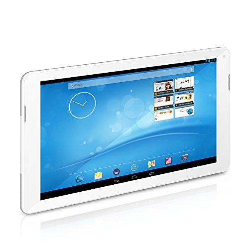 TrekStor SurfTab xintron i 10.1 (25,7 cm (10,1 Zoll) Tablet-PC (Intel Atom Z2580 2 GHz, 1 GB RAM, 16 GB HDD, Android, Touchscreen) weiß