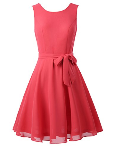 50s vintage kleid damen festlich knielang a linie kleid charmant cocktailkleider XL KK625-2